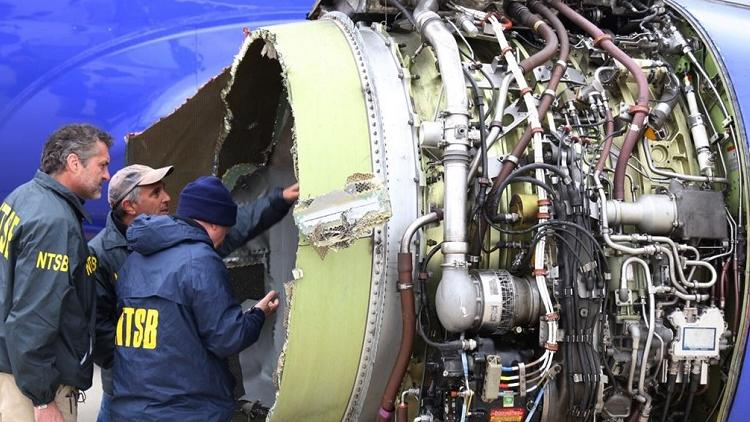 Boeing is urged to redesign 737 engine fan cowl after fatal accident