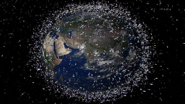 Watch how quantum computing technology can target space debris cleanup