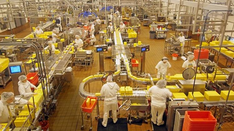 Moisture control in food processing