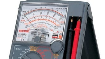 A deep dive into analog multimeters