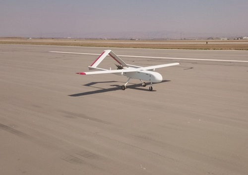The flight of the Ikhana could make it possible for large drones to fly in commercial space. Source: NASA