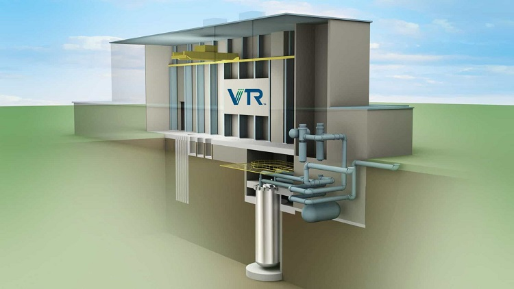 Video: DOE backs both demonstration and test nuclear reactors