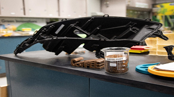 Video: Ford builds a better car with McDonald's coffee waste