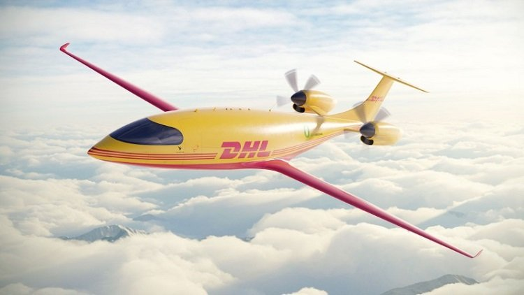 Video: DHL to acquire electric cargo plane fleet
