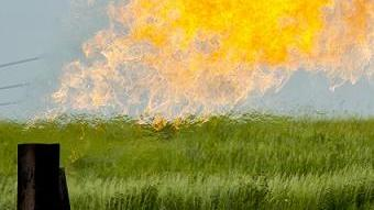 Natural gas venting and flaring reached new highs in 2018, EIA says