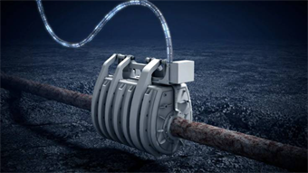 Video: Robot will soon be capable of 3D printing subsea pipeline repairs in situ