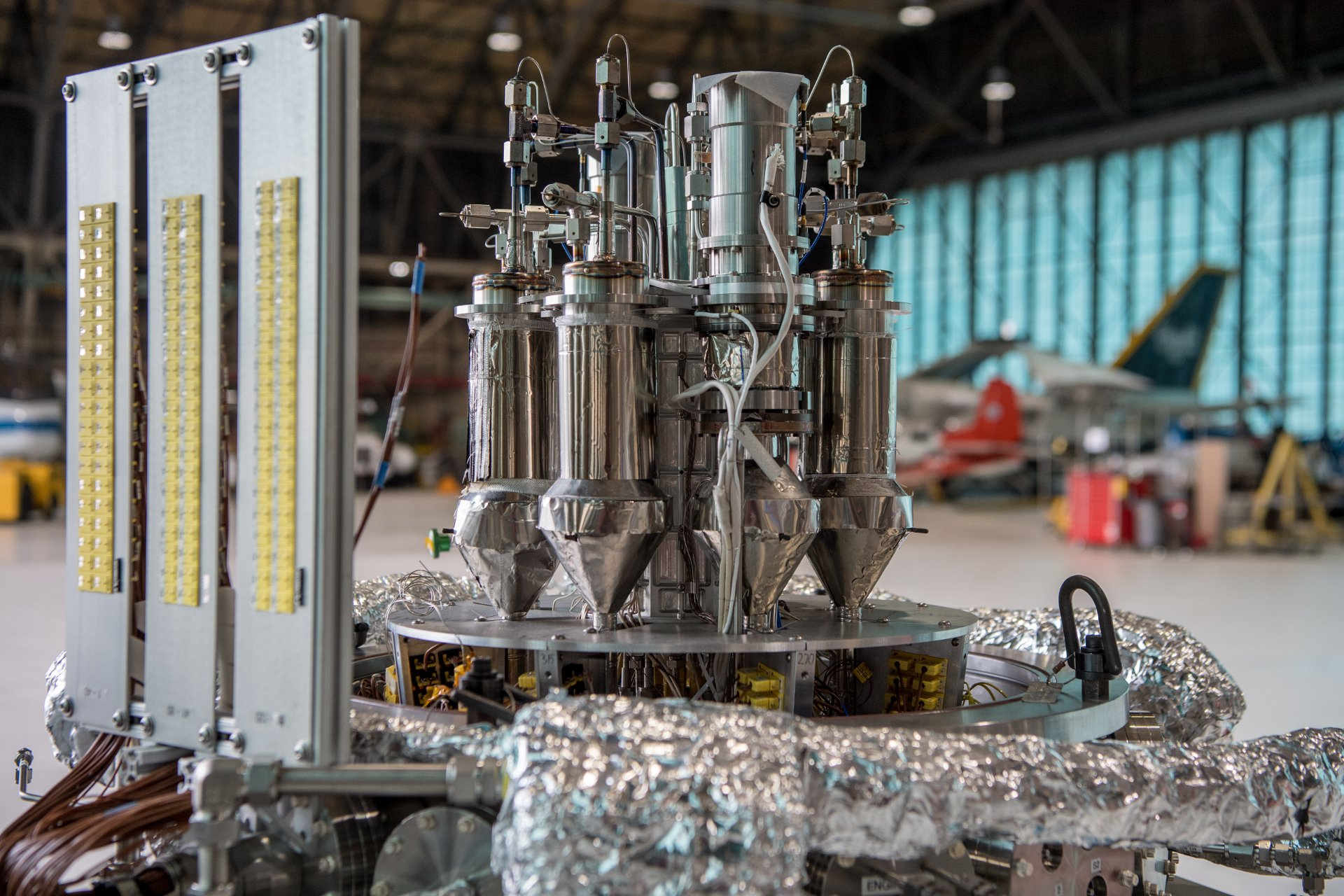 Nasa S Kilopower Nuclear Reactors Could Power Future