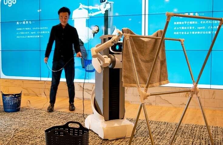 Mira Robotics Plans To Rent Remote Operated Laundry Robots