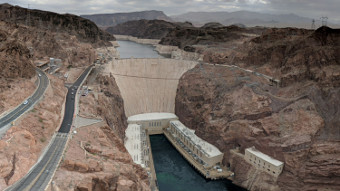 Hoover Dam completes a pressure-relief valve upgrade