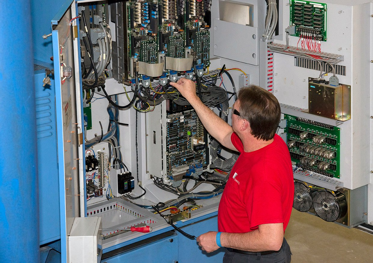 How To Prevent Costly Cnc Machinery Repairs Engineering360 Wiring Source Radwell International