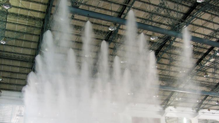 Is water-mist fire suppression the successor to traditional sprinklers?