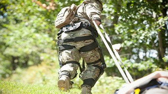 Army Tests New Knee-based Exoskeleton