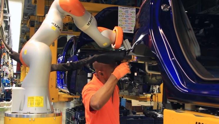 I Cobot Standardizing Safety In Collaborative Robots
