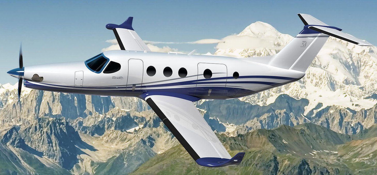 GE Catalyst will serve as the power plant for the single-engine Cessna Denali aircraft. Source: Textron Aviation