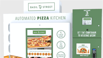 Coming to a vending machine near you: Hot brick-oven pizza