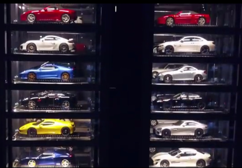 Video The Supercar Vending Machine Engineering360