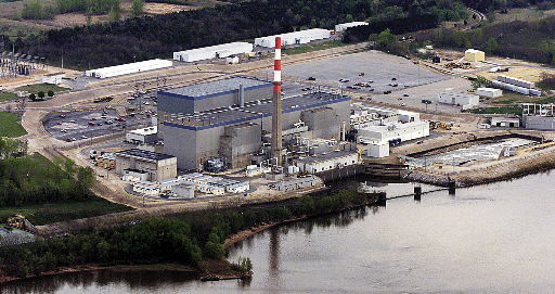Quad Cities nuclear station in Illinois.