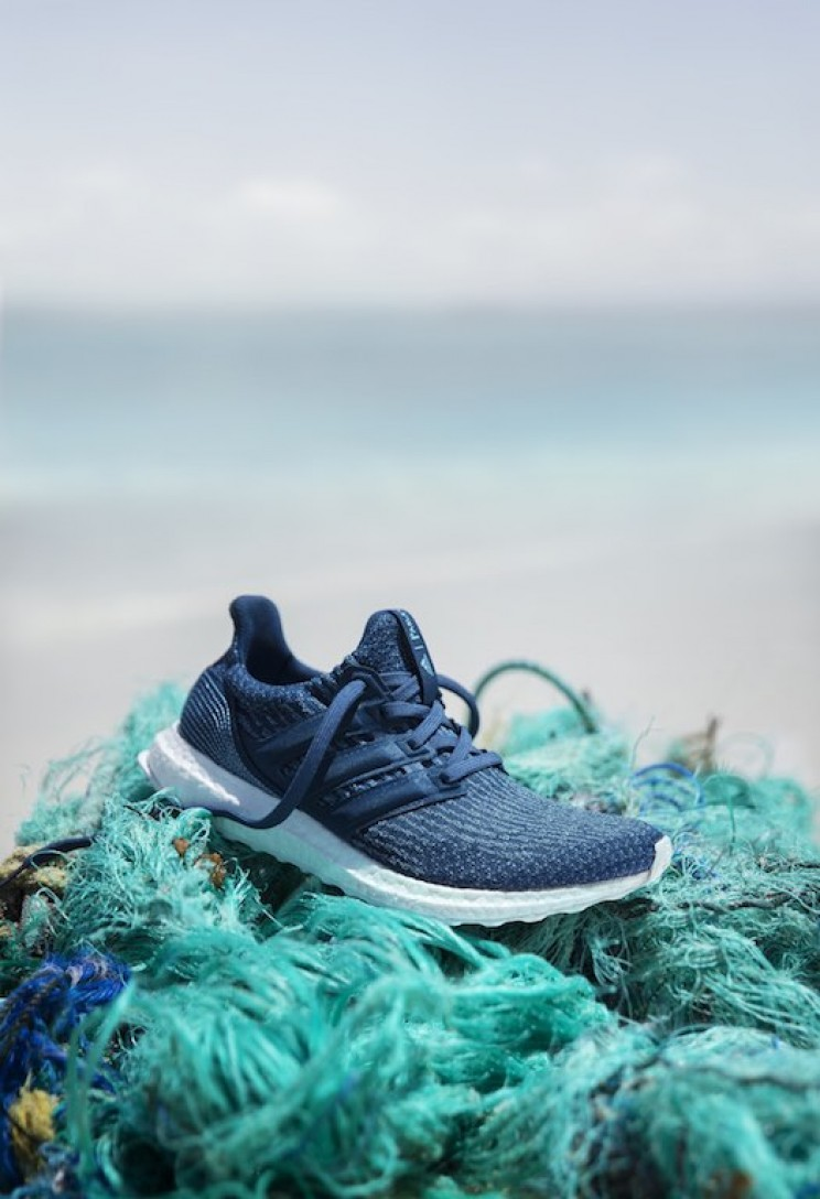 Adidas Plastic Shoes >> Adidas Sold 1 Million Pairs Of Ocean Plastic Sneakers In 2017