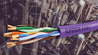 UL verification for extended-distance applications with redesigned copper cables