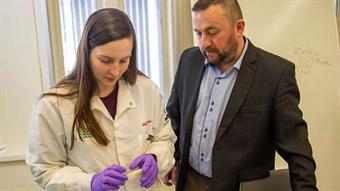 Forensic chemist develops marijuana-detecting test strip for law enforcement