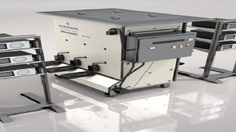Emerson unveils its new Branson MCX series ultrasonic mold cleaning systems