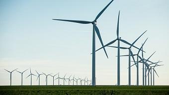 Wind turbine giant plans carbon-free future