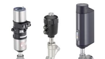 Bürkert Fluid Control Systems debuts new line of seat valves