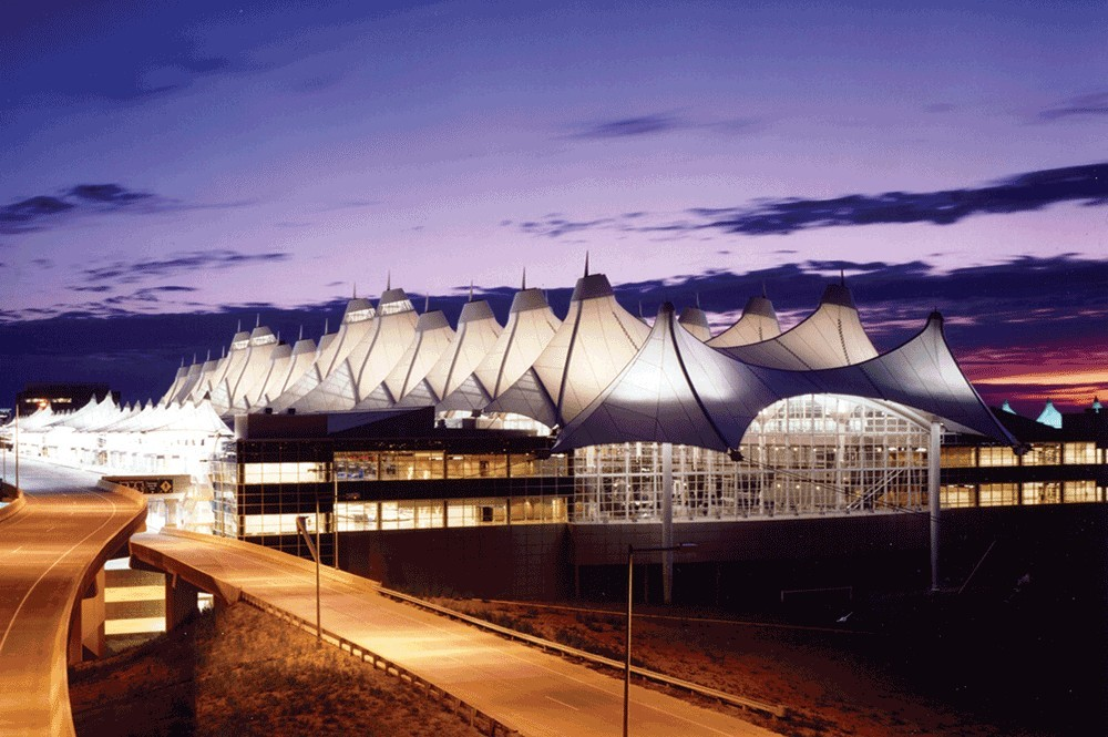 Structural Membranes Help Buildings Achieve Iconic Status