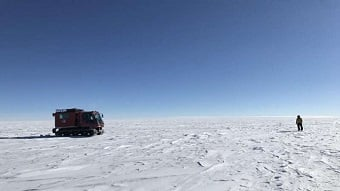 Video: NASA space lasers precisely map hidden Antarctic lakes