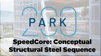 Level 10's San Jose high rise is the second to incorporate Speedcore structural core system