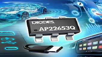 Precision-adjustable current limit power switch protects automotive subsystems
