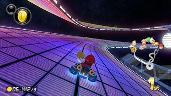 Principles of Mario Kart could help create sustainable farming practices