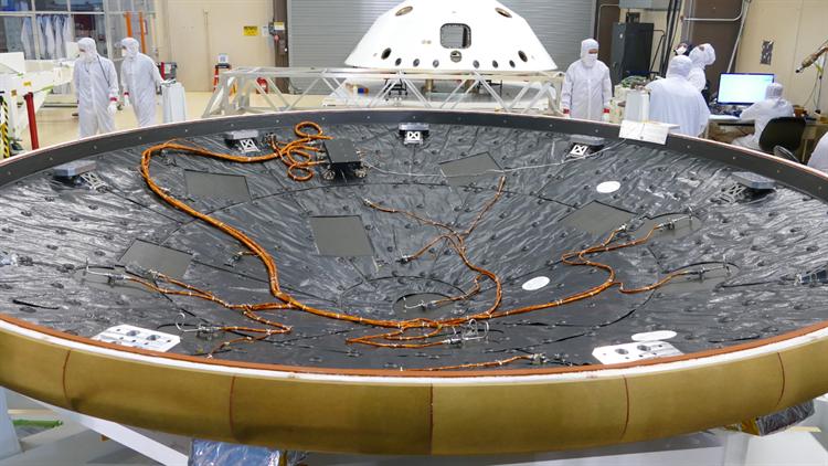 The sensors powering NASA's martian rover