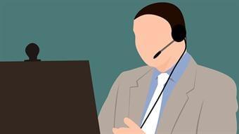 How do hybrid work arrangements affect audio interactions?