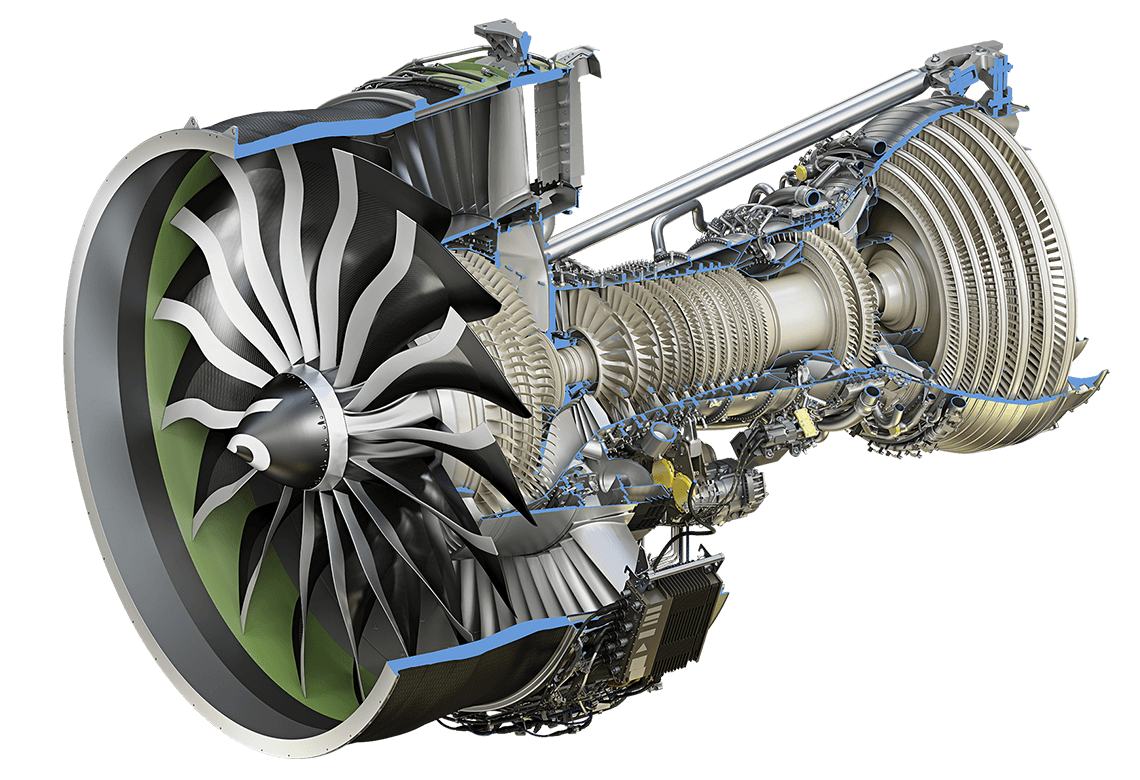 Ge Software To Design Fan Blades