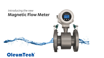 OleumTech adds new magnetic flow meter to its H series instrumentation line