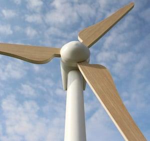 Wind Turbine Blades Built from Plastic Foam | Engineering360