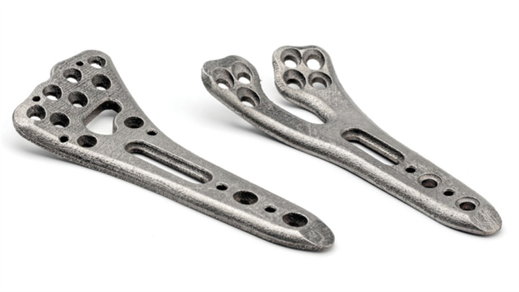 3D metal printing proves to be a great route for medical implants