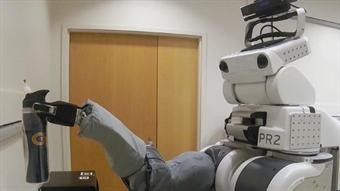 Researchers developing robots to help assist those with severe motor impairments