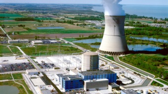 Report Warns of Emissions Rise if Nuclear Power Plants Close