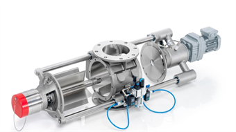 The all new MZC-II rotary valve from DMN Westinghouse with superior cleanability
