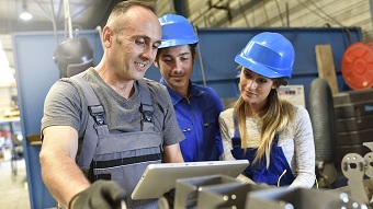 Accommodating millennials in the fabrication workforce