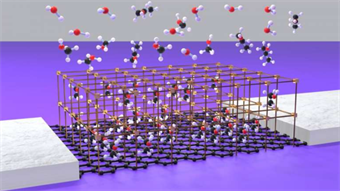 Researchers develop sensor that specifically, precisely detects molecules