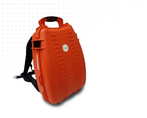 The DOT Telemedicine Backpack. Source: swyMed