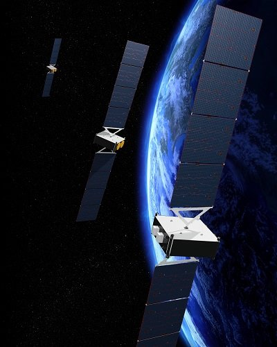 The O3b mPOWER satellites will use electronics from flight-proven 702 satellites. Source: Boeing