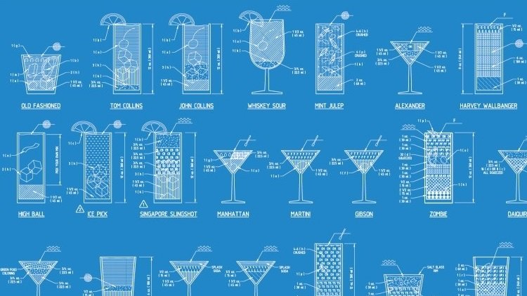 National Cocktail Day: There's an engineering standard for that