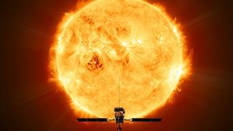Solar Orbiter begins study of the Sun