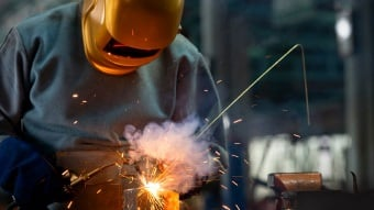 Future-proof – four reasons why careers in welding are here to stay