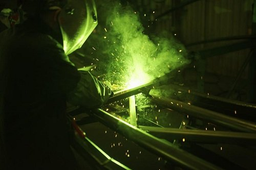 Modern welding ch. 3 Flashcards modern welding processes
