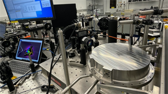NASA laser to search for extraterrestrial life